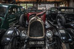 BC Old Bean 2 (Darwinsgift) Tags: black country living museum dudley birmingham transport nikkor 19mm f4 pc e nikon d850 tilt shift hdr photomatix