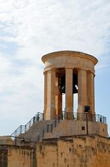 Siege Bell War Memorial [Valletta - 26 April 2018] (Doc. Ing.) Tags: 2018 malta valletta lavalletta ilbeltvalletta city capital spring siegebellwarmemorial memorial siege bell