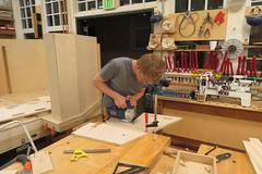 Creating the Art Float - Tam Makers - April 2018 - Photo - 125