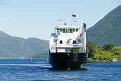 """Hålogaland"" (OlafHorsevik) Tags: hålogaland refsnes flesnes gullesfjord ferge ferga ferry ferja ferje torghattennord thn"