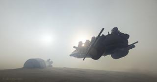 Dust Storm Scavengers