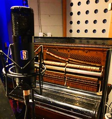 Convertible (Pennan_Brae) Tags: uprightpiano studiolife musicphotography soundengineer musicproduction microphones sing singing singer recording recordingstudio music mic piano musicstudio microphone