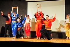 Traditional Montenegrin dancers. (john a d willis) Tags: montenegro budva becici dancers traditional ourhotel folkdance