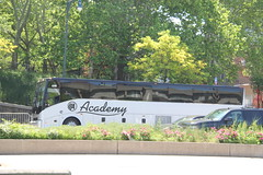 IMG_7571 (GojiMet86) Tags: academy express nyc new york city bus buses 2018 cx45 6795 12th avenue 52nd street