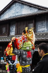 Inuyama Festival (Yorkey&Rin) Tags: 2018 aichi april cloudy em5markii festival girl inuyama inuyamamatsuri japan kimono lumixg20f17 olympus rin spring v4070017 愛知県 犬山祭り 犬山市 四月 春