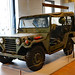 American GI in the Vietnam War : jeep