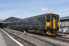 150263 at Bristol Temple Meads (Railpics_online) Tags: 150263 bristoltemplemeads