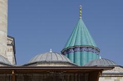 Green Dome (roksoslav) Tags: konya turkey 2018 nikon d7000 sigma18125mmf3556dc