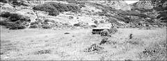 dor wiesenblitz (fluffisch) Tags: fluffisch crete kreta matala greece hasselblad xpan panorama 45mmf40 rangefinder messsucher analog film adox silvermax
