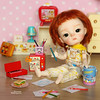 I love drawing!! I can draw for you if you want. (Passion for Blythe) Tags: secretdoll ming redhead drawing bedroom bjd