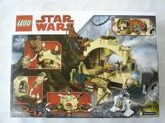 75208 - Box rear (fdsm0376) Tags: lego review set starwars yoda hut 75208 luke skywalker r2d2 dagobah