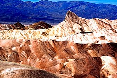 Zabrieski Point (EmperorNorton47) Tags: deathvalleynationalpark california photo digital spring desert badlands erosion geology worldheritagesite nps unesco landscape