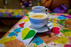 The Note Coffee shop in Hanoi, Vietnam (Paul D'Ambra - Australia) Tags: asia bestcoffeeinhanoi coffeeshopinhanoi espressoinhanoi hanoi thenotecoffee thenotecoffeeinhanoi travel vietnam hànội lalentephotography pauldambra