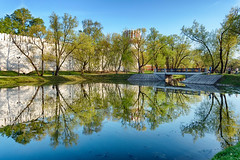 X-trees (Varvara_R) Tags: nature lake reflections water tree trees tranqility scenery tranquilscene sky bluesky clearsky hdr sonycybershotdscrx100iii sonyrx100m3 sonyrx100iii sonyrx100 sonydscrx100m3 moscow russia
