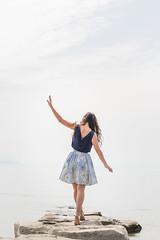 15042018-304 (Theo Benjamin) Tags: dress annesophievillard girl lake geneva leman preverenges robes fashion mode sony sonyalpha sonya7r a7r zeiss theobenjamin