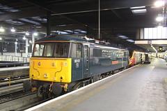 86101 London Euston (tractor37194@googlemail.com) Tags: class86 86101 londoneuston electriclocomotive caledonian gbrailfreight trains locomotive
