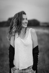 Celine (Pierre de Champs) Tags: portrait photographer photography portraitphotography france blackandwhite nikonphotography nikon iamnikon countryside natural d750 guadeloupe caribbean