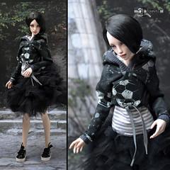 Untitled-30 (Dollfason) Tags: кукла коллекционная авторская модадлякукол радуэт mooqla raduet dolloutfit clothes for dolls fashionfordoll fashiondoll accessories