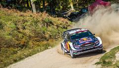 Rally de Portugal 2018 (Pedro @lves) Tags: wrc rally mondim cabeceiras basto citroen toyota hyundai ford dust flatout dirt portugal nikon 55200 performance ogier car racing sport motorsport