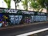 Rap Jurassic - Poterne des Peupliers (Piterpan23) Tags: streetart paris paris13 poternedespeupliers rapjurassic