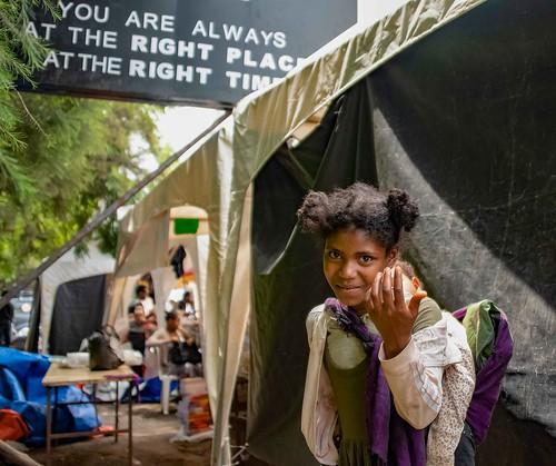 A Beggar's Motto