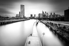 Philadelphia, PA (ADW44) Tags: leefilters leebigstopper philadelphia skyscrapers skyline buildings schuylkillriver water ice city