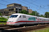 P1570303 (Lumixfan68) Tags: eisenbahn züge ice werbezüge baureihe 401 intercityexpress deutsche dahn douglas beautyice db highspeed trains