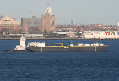 BARRY SILVERTON (& barge) in New York, USA. April, 2018 (Tom Turner - NYC) Tags: barge tug tugboat vessel bay gravesend narrows newyork nyc bigapple statenisland usa unitedstates spot spotting barrysilverton tomturner marine maritime pony port harbor harbour transport transportation toysrus bestbuy kohls brooklyn