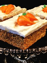 Carrot Cake (IrishMomLuvs2Bake) Tags: carrotcake creamcheesefrosting pineapple carrots spices fruit vegetables coconutoil butter sweet dessert nonuts