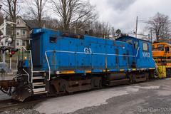 One More Time (Dan A. Davis) Tags: buffalopittsburgh bprr bp geneseewyoming gnwr gw johnsonburg pa pennsylvania railroad locomotive freighttrain shortline regional sw1001