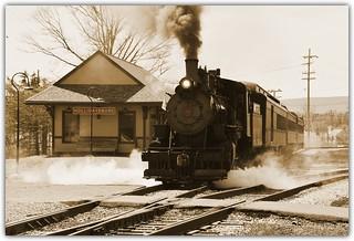 Everett RR Old No. 11. Hollidaysburg, PA