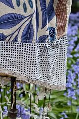 gypsy house dress/shirt (Danny W. Mansmith) Tags: teastains handmadeclothing flatfelledseams patchwork handmade oneofakind pullover patterned dannymansmith wwwdannymansmithetsycom burienwashington fiber art