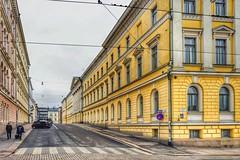 Helsinki (m.pertti) Tags: landcape city street travel architecture history old helsinki finland