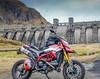 Ducati at Ben Lawyers Dam (rick.midgley123) Tags: dam scotland highlands ducati hypermotard 939 sp