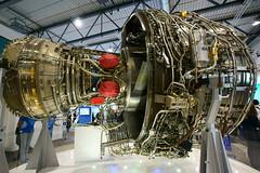 A350 Triebwerk TRENT XWB (Lutz Blohm) Tags: triebwerke eurofighter a350900 a400m ila2018 internationaleluftfahrtausstellung zeissbatis18mmf28 berlinschönefeld sonyalpha7aiii