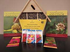 Pollinator House (minnesota master naturalist) Tags: 97