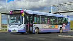 67843 SN13EDX First Glasgow (busmanscotland) Tags: 67843 sn13edx first glasgow sn13 edx ad adl alexander dennis e30d e300 enviro enviro300 300