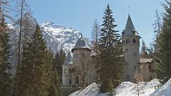 Castel Savoia (ab.130722jvkz) Tags: italy aostavalley monterosamassif alps penninealps castles history