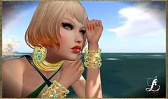 Bellatrix , Boho , Glossy (loreleilcoeur) Tags: women summer glossy jewel mpp shopzuey secondlife