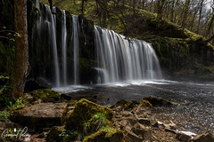Sgwd Ddwli Uchaf (geraintparry) Tags: nikond500 d500 nikon sigma 1750 sigma1750 south wales waterfall waterfalls landscape water outdoor falls long exposure river brecon nature naturephotography beacons national park geraint parry geraintparry sgwd ddwli uchaf