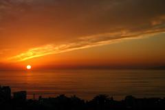 Ocaso sobre el Atlántico (Jadichu) Tags: segundo