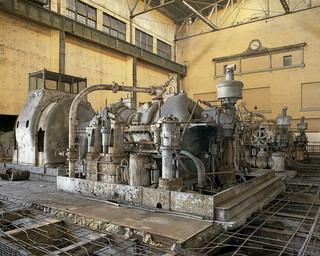 1914 Power Station - Kodak Portra 160