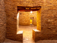 Doorways (Ramona H) Tags: chaco chacocanyon chacoculturenationalhistoricalpark newmexico pueblobonito doorway doorways rock masonry