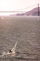 San Francisco Bay Sail (++ Martin ++) Tags: canon wellen waves westküste westcoast evening sail boat sailing ocean pacific water island alcatraz usa kalifornien california bay francisco san meer efs 1785mm f456 is usm