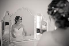 Gillian - Reflection (Robbie Khan) Tags: alverstoke angelseyhotel bridal bridalwear gillian gosport khanphoto portrait portraiture weddingdress england unitedkingdom gb