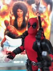 1234-138 Deadpool 2 (misterperturbed) Tags: deadpool mezco mezcoone12collective one12collective movie fox deadpool2 poster marvel