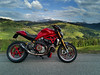Hemberg (rockymotard) Tags: huawei p20 ducati monster 1200s switzerland alps säntis