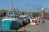 Dunmore East, County Waterford, Ireland (Eamonn Bolger (Ireland)) Tags: dunmoreeast countywaterford ireland fishingboats trawler harbour sea nets fish inlet cove