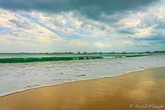 Jimbaran Beach (Sound Quality) Tags: wwwmichaelwashingtonaecom bali indonesia baliindonesia beach asia travel viaje jimbaran jimbaranbeach denpasar sky sand waves sea water seagreen ocean seaside indianocean canon canon50d