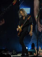 Metallica (Stephen J Pollard (Loud Music Lover of Nature)) Tags: metallica heavymetal hardrock hardwiredtour2017 kirkhammett guitarist guitarrista livemusic music músico musician música envivo artista performer concertphotography concert concierto